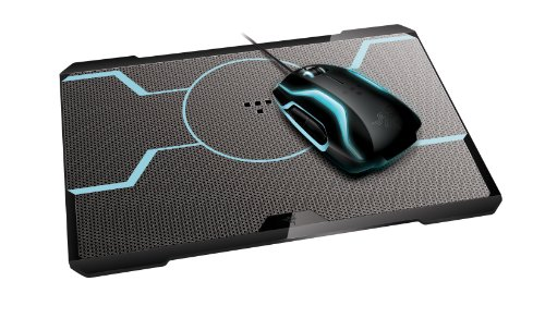 Razer Tron Gaming Mouse and Mouse Mat Bundle