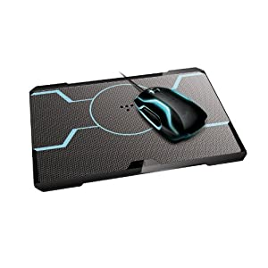 Razer TRON Gaming Mouse and Mousepad Bundle $54.87