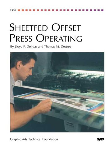 Sheetfed Offset Press Operating