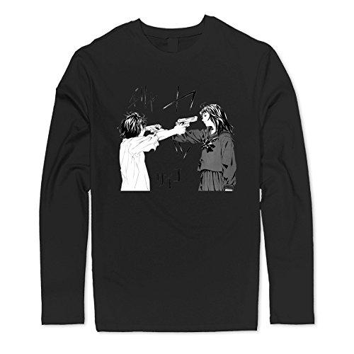 Eastern Psycho Nice Material 100% Cotton Long Sleeve T-shirts Men' Nice On