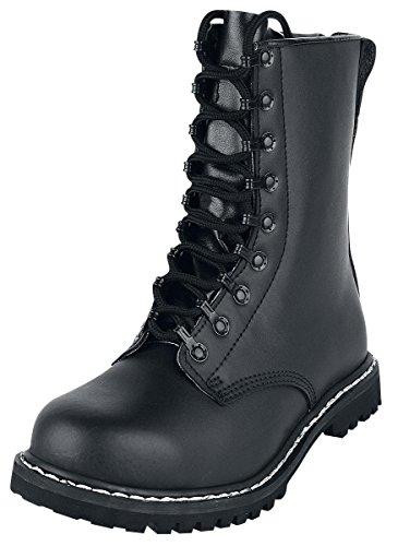 Brandit Combat Boots Para Anfibi/Stivali nero EU43
