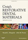 img - for By Ronald L. Sakaguchi DDS PhD MS MBA, John M. Powers PhD:Craig's Restorative Dental Materials, 13e Thirteenth (13th) Edition (13/E) TEXTBOOK (non Kindle) [PAPERBACK] book / textbook / text book