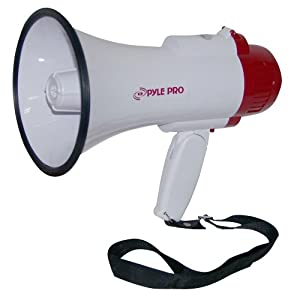 Pyle-Pro PMP30 Professional Megaphone/Bullhorn with Siren