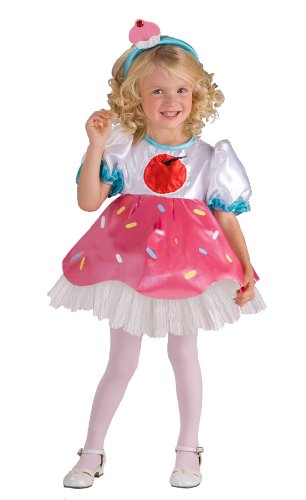 Rubie's Costume Trick Or Treat Sweeties Cupcake Cutie Costume