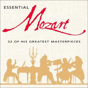 Essential Mozart by Essential Mozart