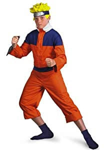 Amazon.com: Naruto Ninja Clan Costume - Child Costume deluxe - Teen