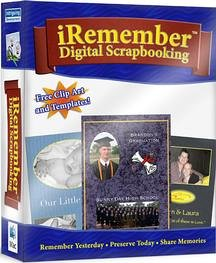 Intriguing Developments iRemember Digital Scrapbooking (Mac)