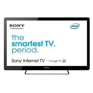 Sony NSX-32GT1 32-Inch LED HDTV Featuring Google TV