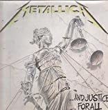 AND JUSTICE FOR ALL LP (VINYL ALBUM) DUTCH VERTIGO 1988