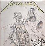 AND JUSTICE FOR ALL LP (VINYL ALBUM) DUTCH VERTIGO 1988