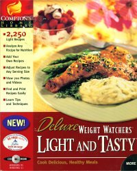 Deluxe Weight Watchers Light and Tasty (WIN)