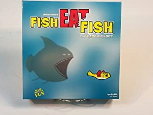 Fish Eat Fish Board Game