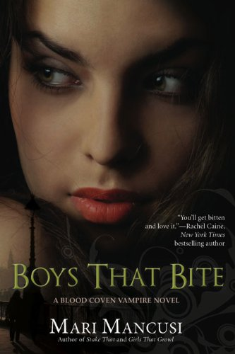 Cover of Boys that Bite (A Blood Coven Vampire Novel)