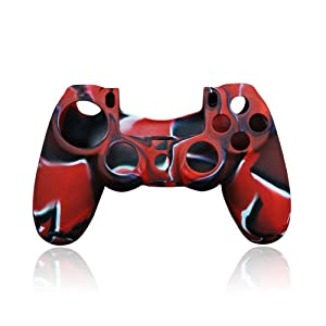 Pythons Protective Case for Sony Playstation 4 Ps4 Controller- Camouflage Color