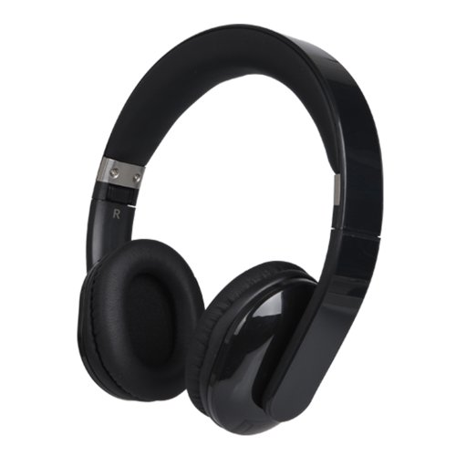 Generic H3 Wireless Bluetooth Stereo Headphone Headset With Microphone 10 Hours Of Music Playback And Talk Time (Black)