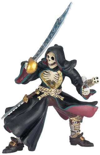 Dead Head Pirate by Papo