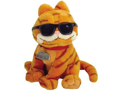 Ty Cool Cat - Garfield with Sunglasses - 1