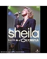Sheila : Live 89 à l'Olympia