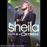 echange, troc Sheila : Live 89 à l'Olympia
