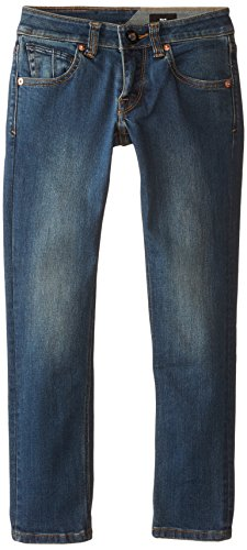 Volcom-Jeans da ragazzo by Denim, Ragazzo, Jeans By Denim, Smokey Blue, 28