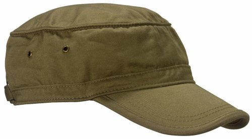ECOnscious 100% Organic Cotton Twill Corps Hat (Jungle)