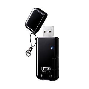 Creative Soundblaster X-Fi Go! Pro USB Audio System with THX SB1290