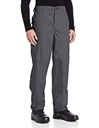 TRU-SPEC Men\'s Polyester Cotton Rip Stop BDU Pant, Charcoal Grey, Medium