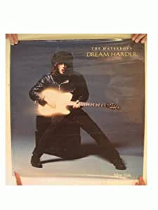 Amazon Com The Waterboys Poster Dream Harder Prints