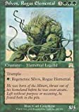 Magic: the Gathering - Silvos, Rogue Elemental - Onslaught