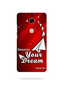 alDivo Premium Quality Printed Mobile Back Cover For Huawei Honor 5X / Huawei Honor 5X Back Case Cover (MKD1013)