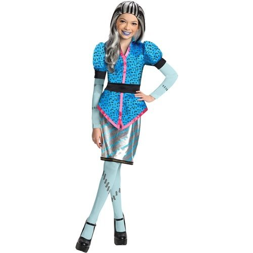 Monster High Scaris Frankie Stein Costume Medium (8-10)