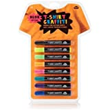 NPW Neon T-Shirt Graffiti Pen (Pack of 8)