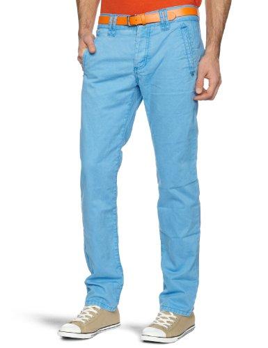 ESPRIT EDC 022CC2B011 Skinny Men's Trousers Artic Blue W38 INXL32 IN