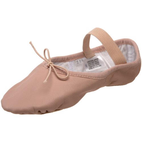 Bloch Dance Dansoft Ii Ballet Flat (Toddler/Little Kid),Pink,11.5 D Us Little Kid front-1024765