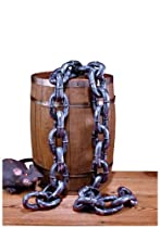 74-Inch Chain Links Prop