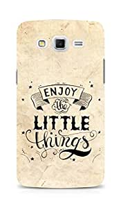 AMEZ enjoy the little things 2 Back Cover For Samsung Galaxy Grand Max