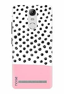 Noise Designer Printed Case / Cover for Lenovo Vibe K5 Note / Patterns & Ethnic / Dual Polka Plains Design