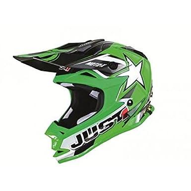 Casque just1 j32 motox vert taille l - Just1 433524L