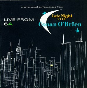 David Soul - Live From 6a : Late Night With Conan O