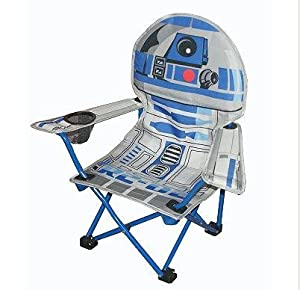 Star Wars R2d2 Folding Chair - Kids from Star Wars licensed