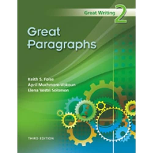 exploring writing paragraphs and essays ebook