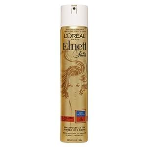 Elnett Hairspray Extra Strong Hold Uv Filter, 11-Ounce