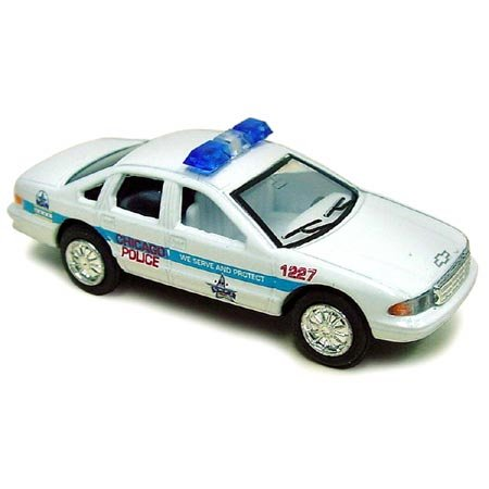 HO Police Car, Chicago - Buy HO Police Car, Chicago - Purchase HO Police Car, Chicago (Boley, Toys & Games,Categories,Play Vehicles,Trains & Railway Sets)