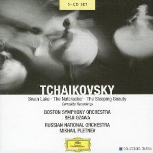 Tchaïkovsky: les ballets 41GBAVVE32L