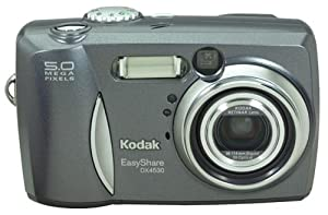 Kodak EasyShare DX4530 5MP Digital Camera w/ 3x Optical Zoom