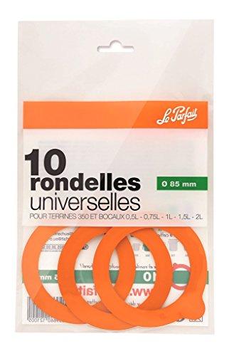 Le Parfait 2000615 Lot de 10 Rondelles Universelles 85 Mm-