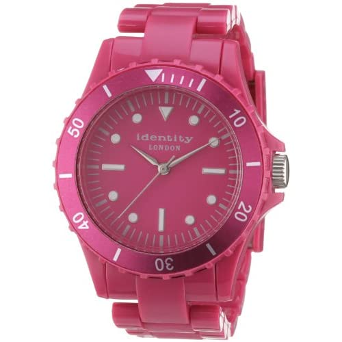 Identity-London-Womens-Quartz-Watch-4260177851188-with-Metal-Strap
