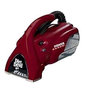 Dirt Devil M08245X Power Reach Hand Vac
