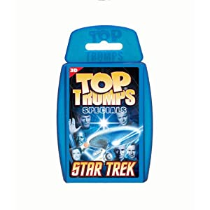 Top Trumps Star Trek