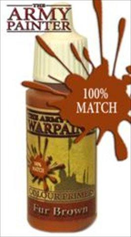 Army Painter WP1122 Warpaints - Fur Brown, 18 ml